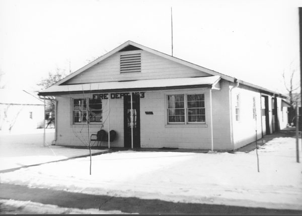 firestation 3 1961