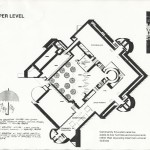 Fodrea – upper level floorplan